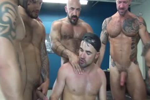 Latin knob double penetration And cumshot