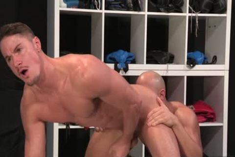 Muscle homosexual anal And anal sperm flow