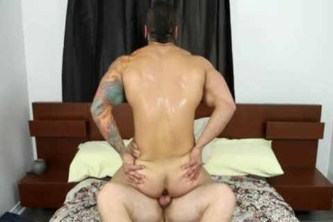 Muscle homo oral job And ejaculation