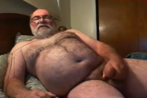 grand-dad Jim love juice On cam