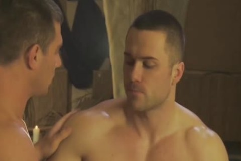 Sensual Pleasures In homosexual arsehole Massage