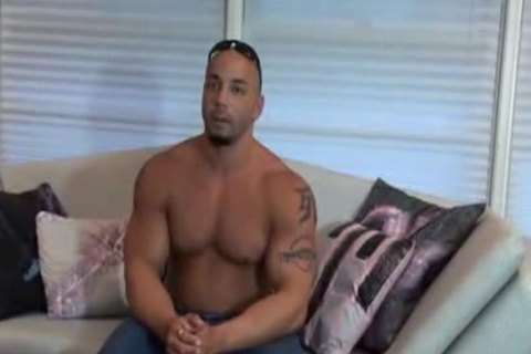 lustful And lustful Muscle Hunk fastened And Tickled - Billy Gunz