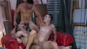 Paranormal - Diego Reyes, Paddy O'Brian anal Hook up