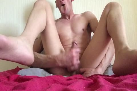 HAVING AN OILY NYLON wank? NO cum THO