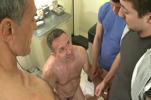 2 naughty Daddys nail 2 Much Younger men
