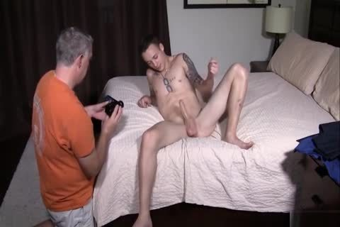 Daddy Breeds delicious twink With cute Little butt