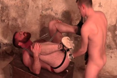 Punished By Silas With AmericanFF And Silas Rise Part two