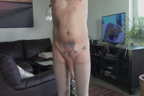 Schmollmund 'men With heavy toys And Swallows His Own cum