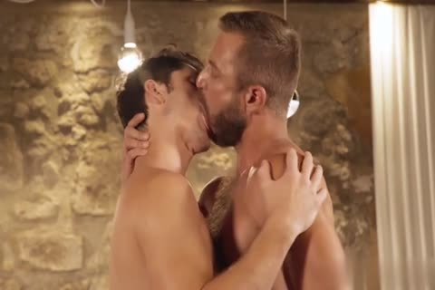 GayRoom - Dylan Knight pounded By A Plunger And Peter Fields big wang