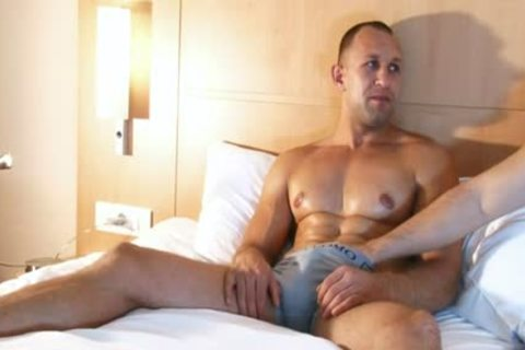 straight chap In A homosexual Porn In Spite Of Him : Igor My Gym Trainer