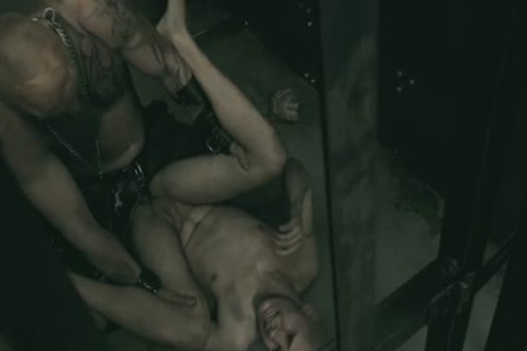 gay HorrorPorn - Outcast From Hell (gay Edition)