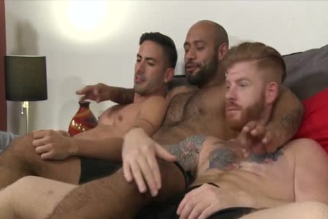 Cesar Rossi, Bennett Anthony And Leo Forte (PS)