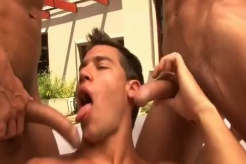Outdoor 4-some With