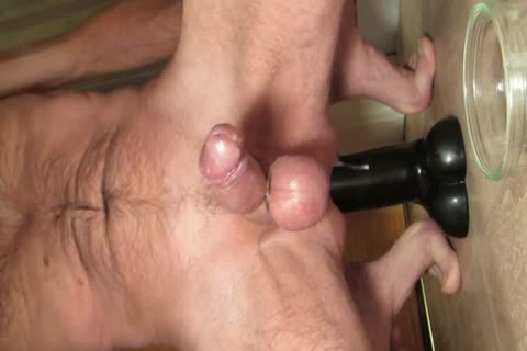 Shooting sperm Riding My huge Smooth darksome sextoy